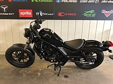 2018 Honda Rebel 300 for sale 200594590