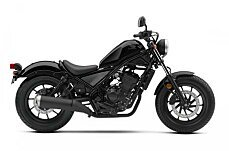 2018 Honda Rebel 300 for sale 200604006