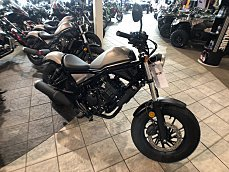 2018 Honda Rebel 300 for sale 200614252