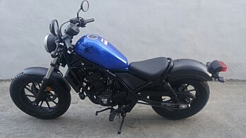 2018 Honda Rebel 500 for sale 200528993