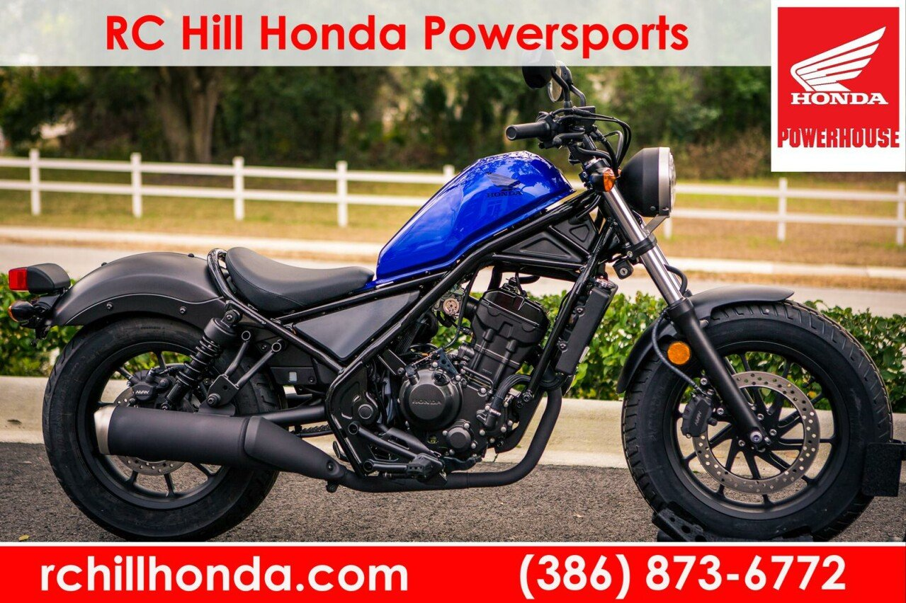 Honda South Blvd >> 2018 Honda Rebel 500 for sale near Deland, Florida 32720 - Motorcycles on Autotrader