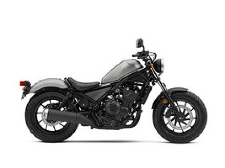 2018 Honda Rebel 500 for sale 200523822