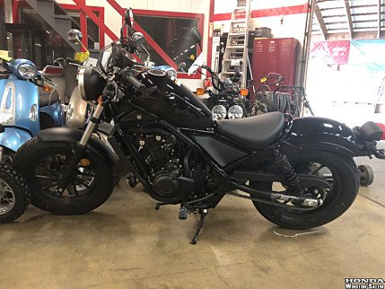 2018 Honda Rebel 500 for sale 200551786