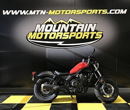 2018 Honda Rebel 500 for sale 200585822