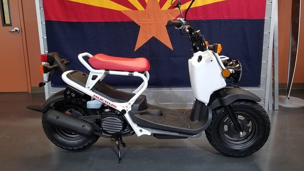 2018 Honda Ruckus for sale 200548844