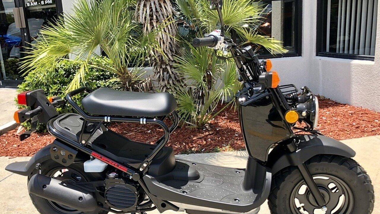 2018 Honda Ruckus for sale 200598972
