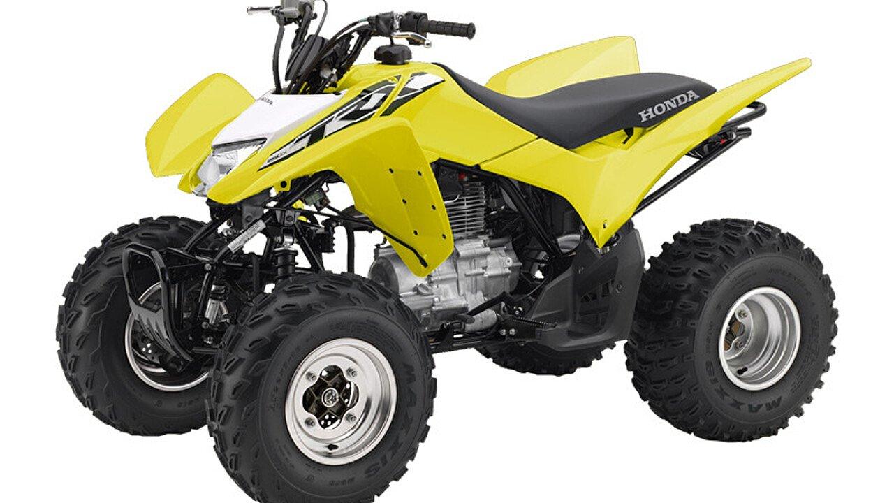 2018 Honda TRX250X for sale 200482857