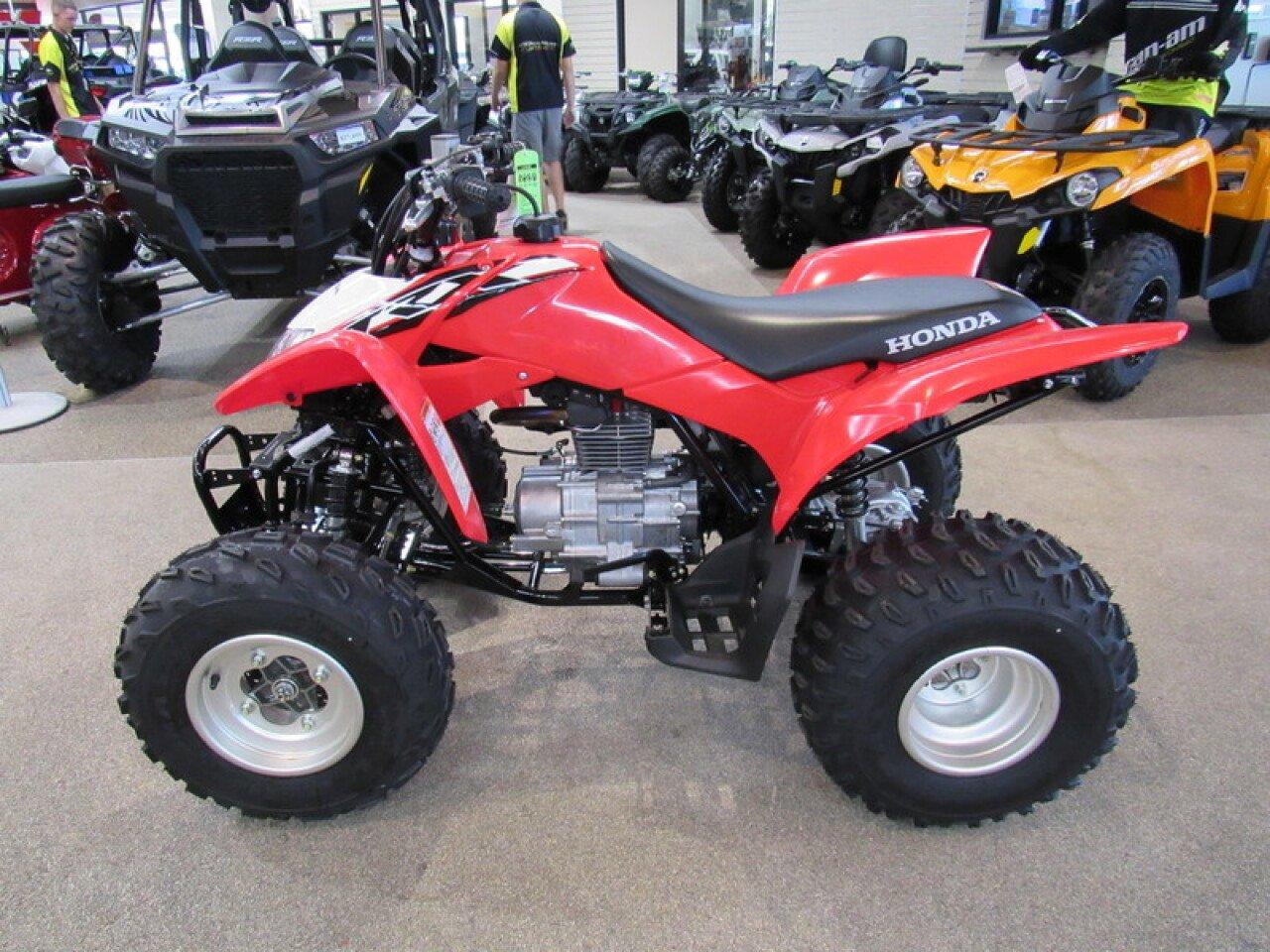 Kbb Value Atv >> 2018 Honda TRX250X for sale near Goodyear, Arizona 85338 - Motorcycles on Autotrader