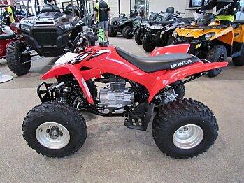 2018 Honda TRX250X for sale 200486235
