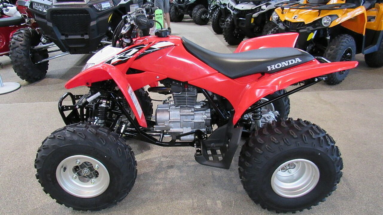 2018 Honda TRX250X for sale 200489649