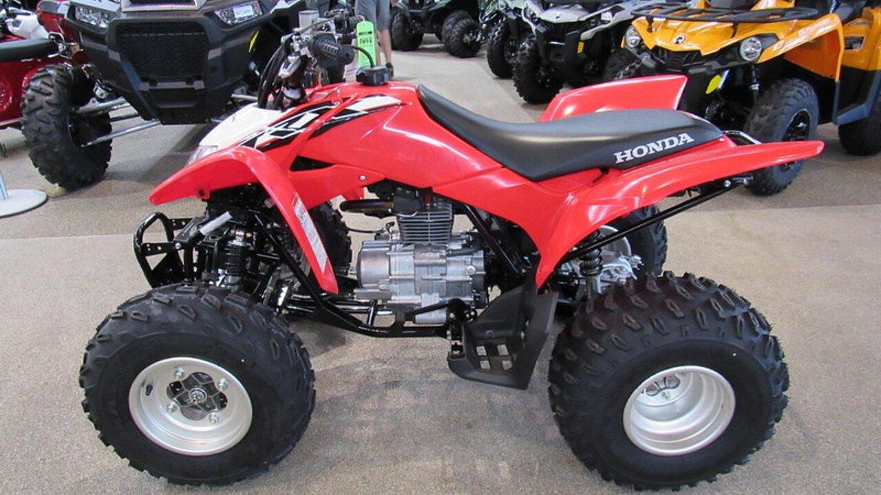 2018 Honda TRX250X for sale 200489652