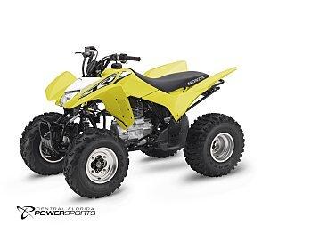 2018 Honda TRX250X for sale 200504783