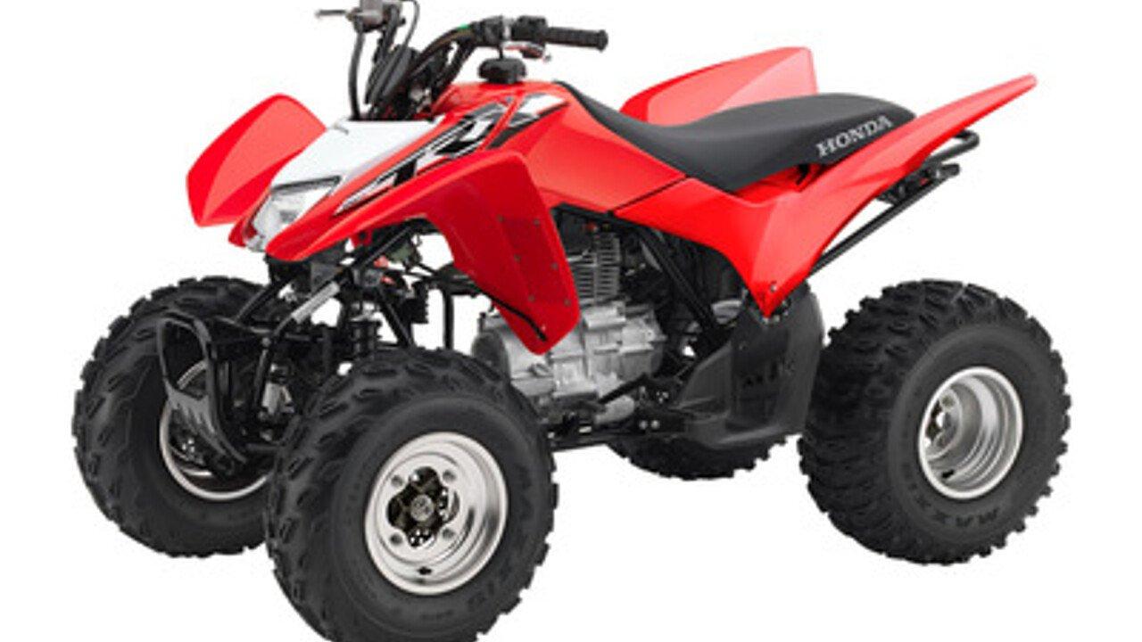 2018 Honda TRX250X for sale 200524811