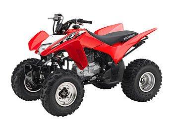 2018 Honda TRX250X for sale 200531070