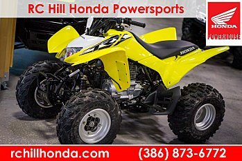 2018 Honda TRX250X for sale 200532483