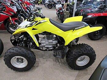 2018 Honda TRX250X for sale 200574797