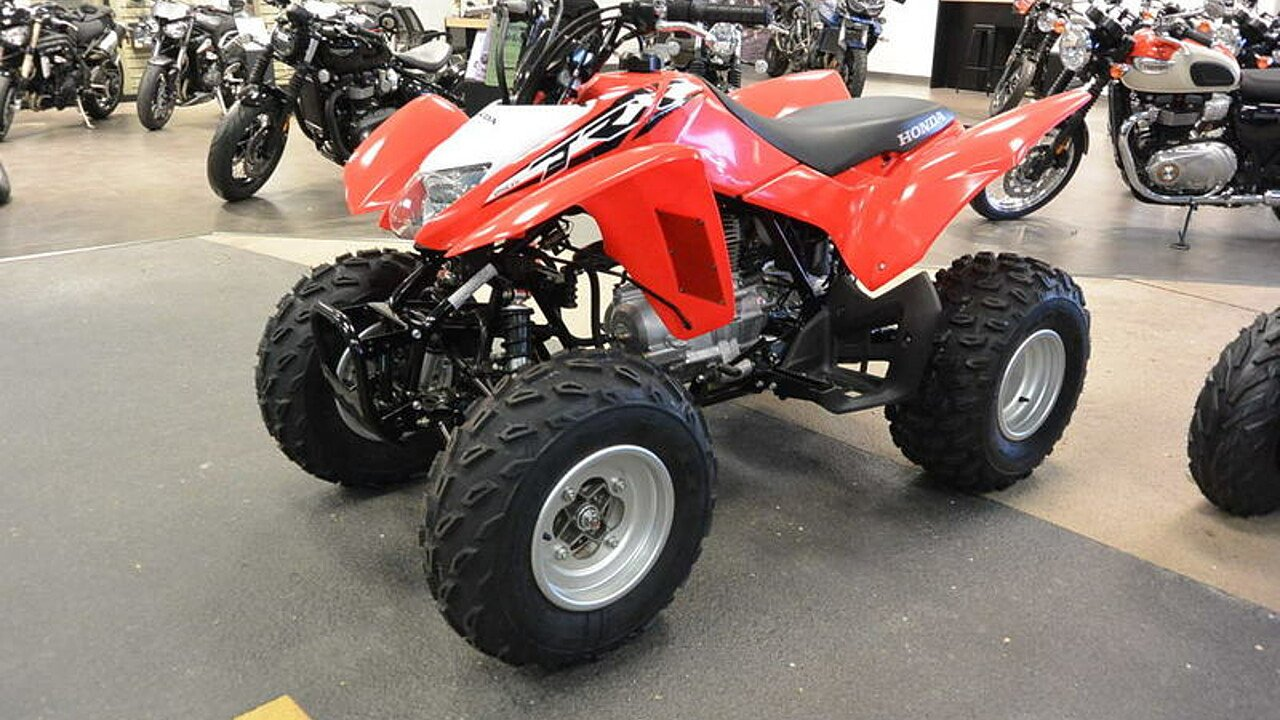 2018 Honda TRX250X for sale 200599679