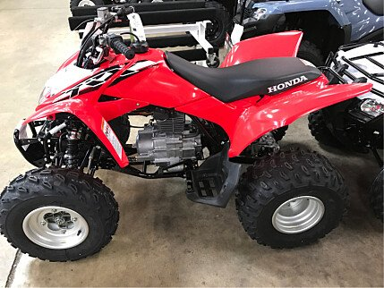 2018 Honda TRX250X for sale 200501835