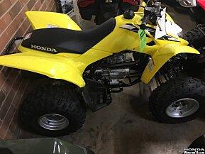 2018 Honda TRX250X for sale 200501889