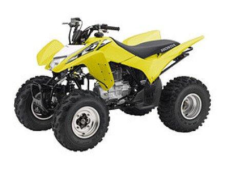 2018 Honda TRX250X for sale 200503019