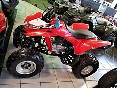 2018 Honda TRX250X for sale 200601926