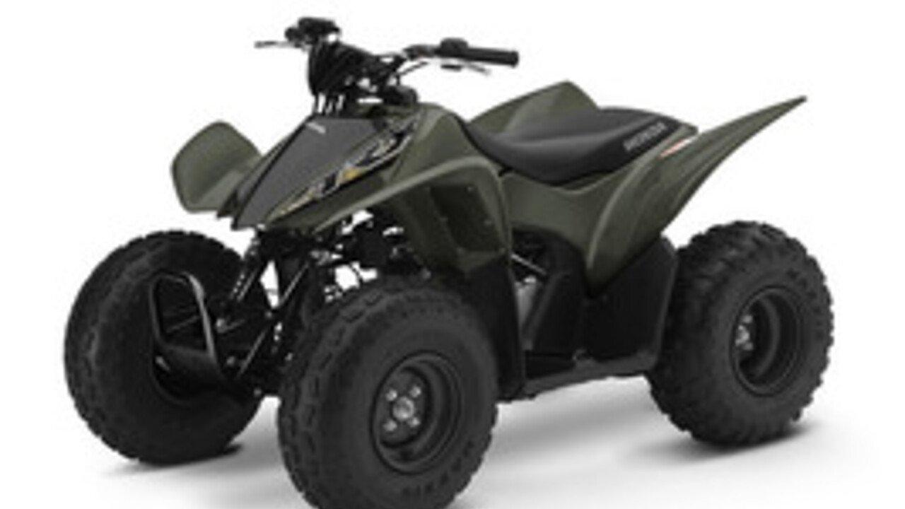 2018 Honda TRX90X for sale 200497057