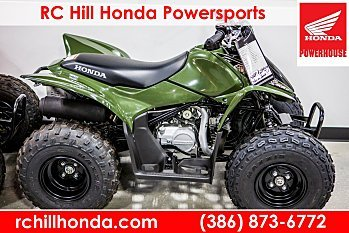 2018 Honda TRX90X for sale 200532389