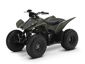 2018 Honda TRX90X for sale 200546102