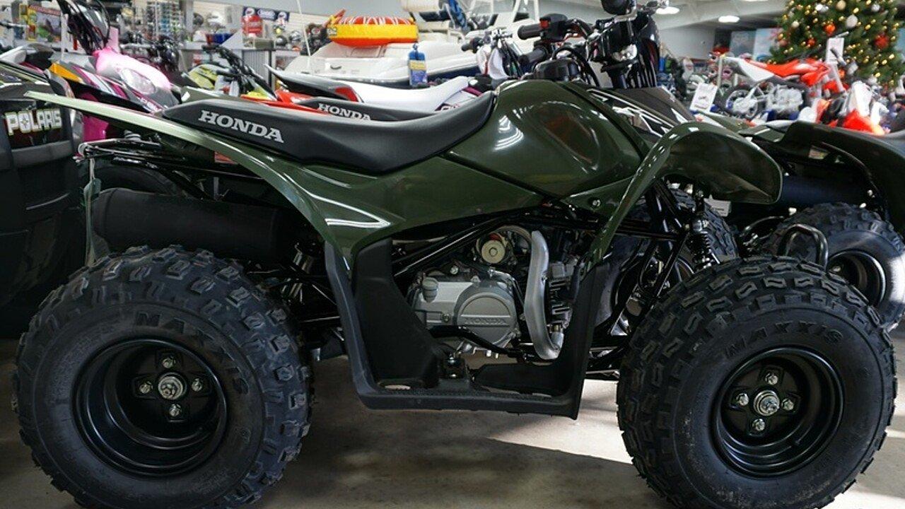 2018 Honda TRX90X for sale 200570026