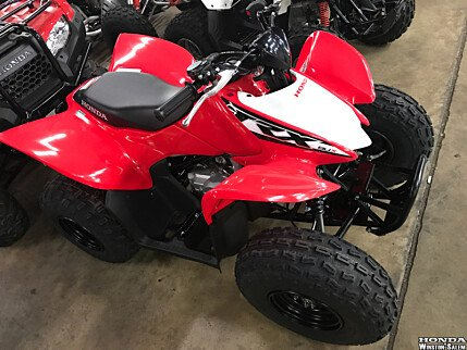 2018 Honda TRX90X for sale 200506108