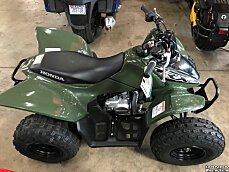 2018 Honda TRX90X for sale 200515723