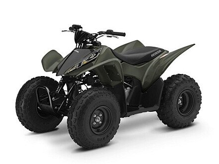2018 Honda TRX90X for sale 200537116