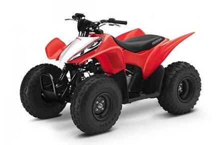 2018 Honda TRX90X for sale 200641522