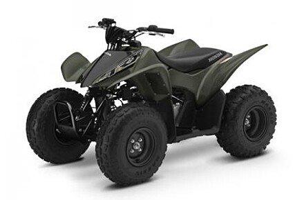 2018 Honda TRX90X for sale 200641546