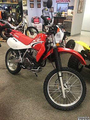 2018 Honda XR650L for sale 200523828