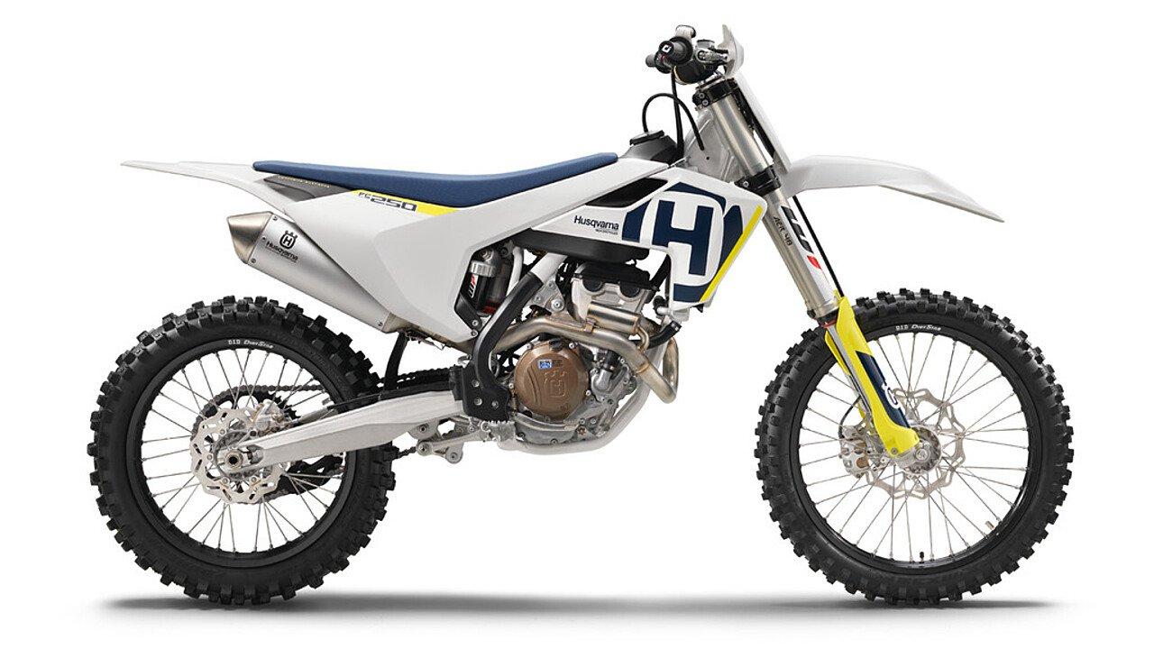 2018 Husqvarna FC250 for sale 200495931
