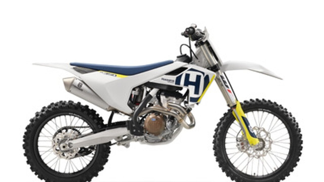 2018 Husqvarna FC350 for sale 200522113