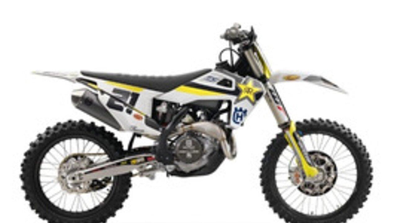 2018 Husqvarna FC450 for sale 200568778