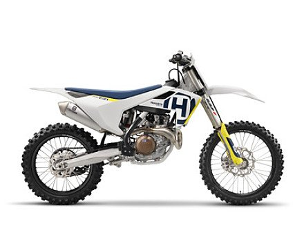 2018 Husqvarna FC450 for sale 200473806