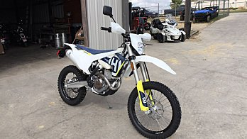 2018 Husqvarna FE350 for sale 200489603