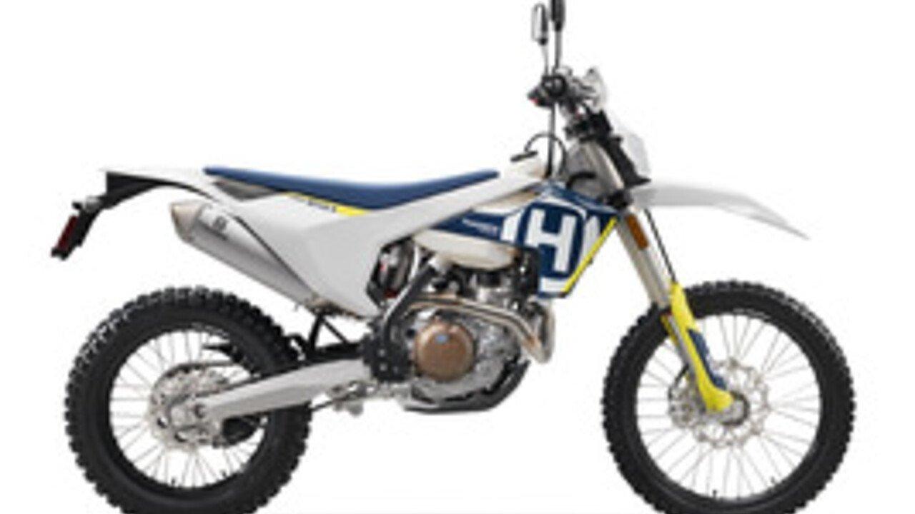 2018 Husqvarna FE450 for sale 200556560