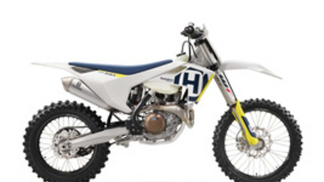 2018 Husqvarna FX450 for sale 200492214