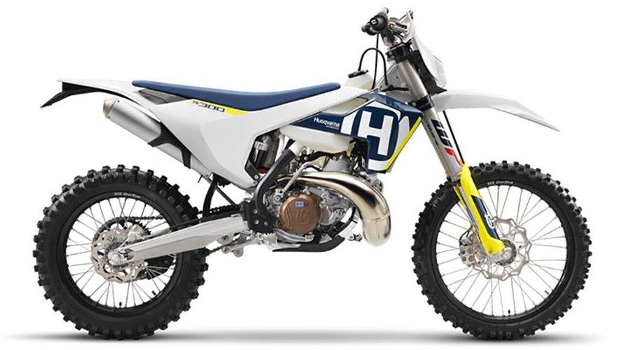 2018 Husqvarna TE300 for sale 200495932