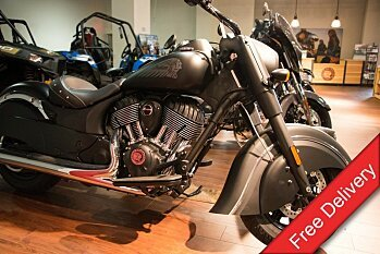 2018 Indian Chief Dark Horse for sale 200507529