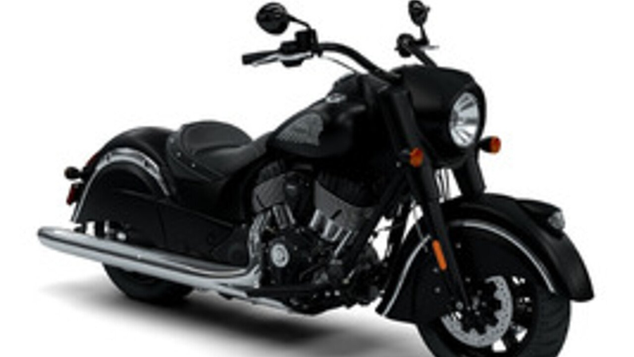 2018 Indian Chief Dark Horse for sale 200532871