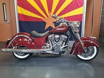 2018 Indian Chief Classic for sale 200536335