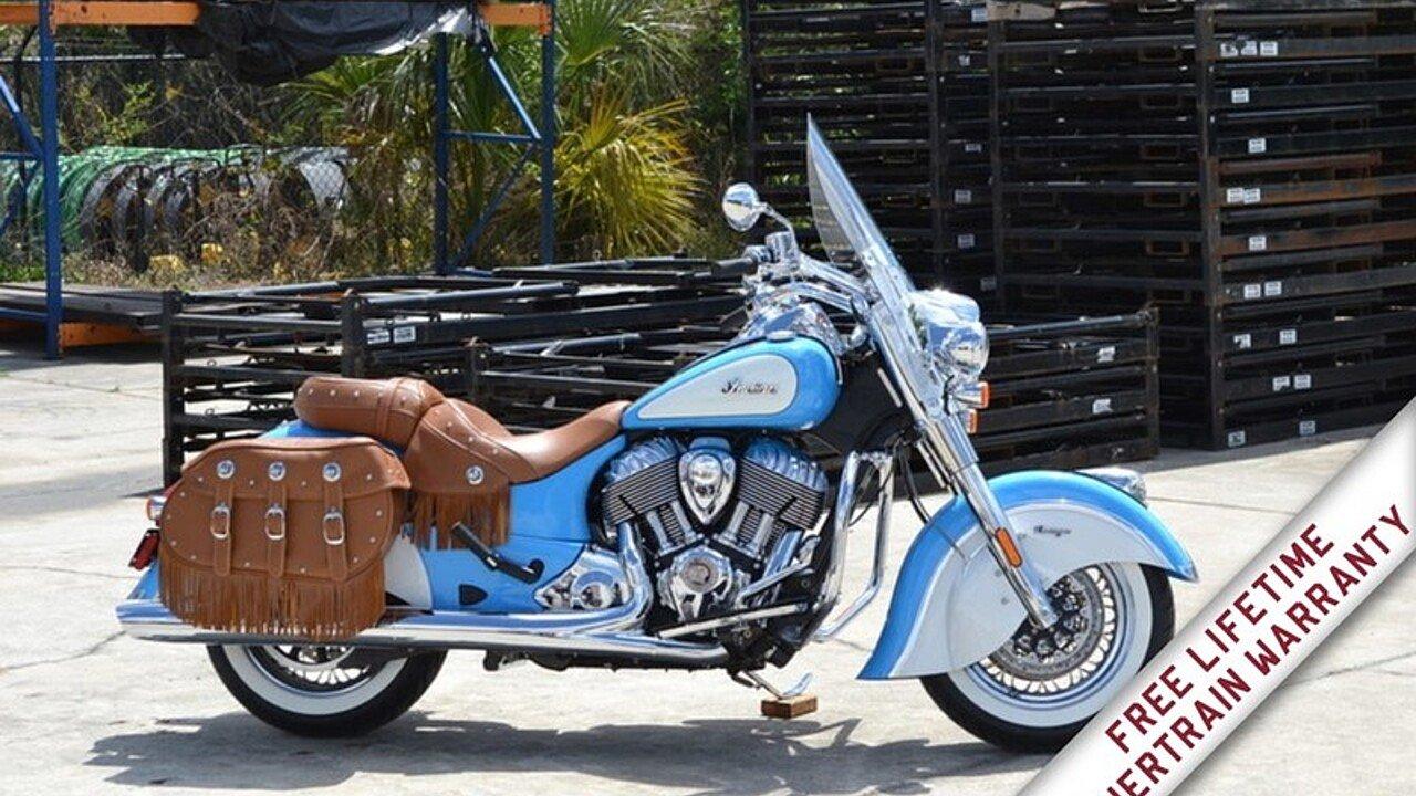 2018 Indian Chief Vintage for sale near Elmhurst, Illinois 60126 ...