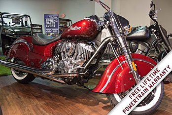 2018 Indian Chief Classic for sale 200559287