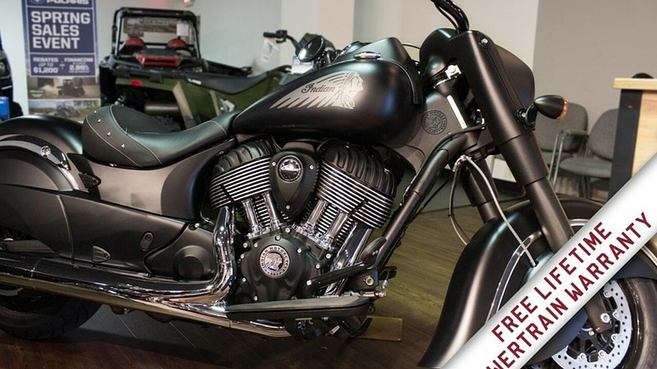 2018 Indian Chief Dark Horse for sale 200559289