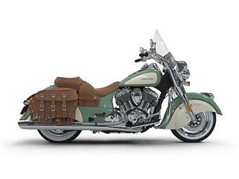 2018 Indian Chief for sale 200560128